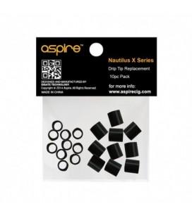 Drip Tip PockeX / Nautilus X par 10 - Aspire