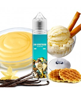 Jin & Juice Jin Custard 50Ml