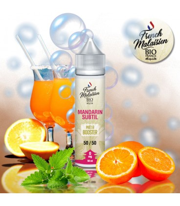 Mandarin Subtil 50 ml Bio France
