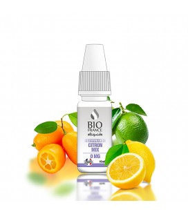 Citron Mix 10 ml Bio France