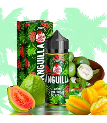 Anguilla - West Indies - Savourea
