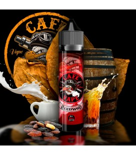 Café Vape Redwood 50ml