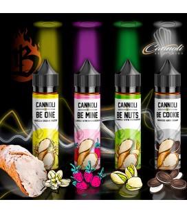 Pack Cannoli Be Liquids (50ml)