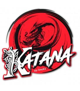 Pack Knoks Katana (50ml)