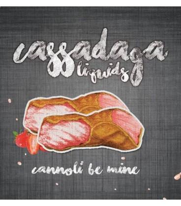 CANNOLI BE MINE par Cassadaga Liquids