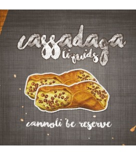 CANNOLI BE RESERVE par Cassadaga Liquids