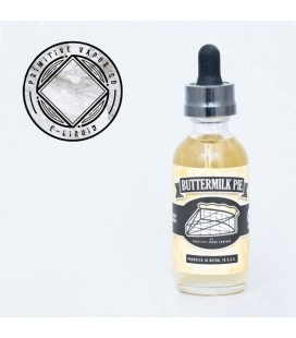 BUTTERMILK PIE par Primitive Vapor co.
